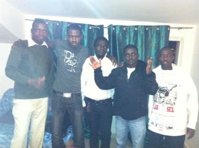 زكريات من الاخ ابراهيم وصول من اريكا الي السودان